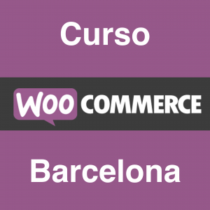 Curso WooCommerce Barcelona