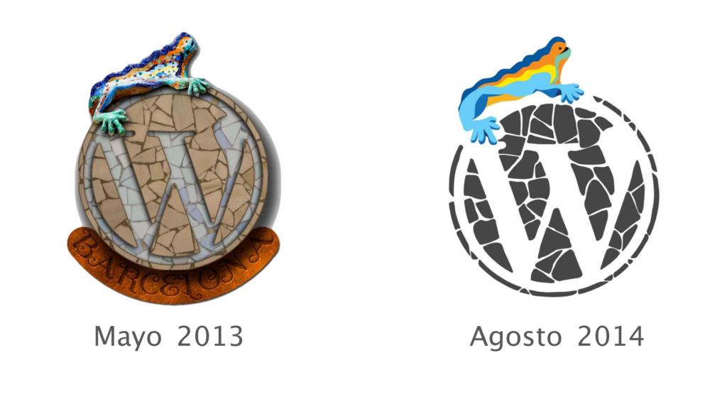 La historia de WordPress Barcelona